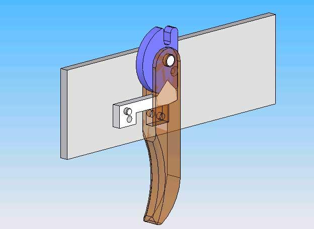 Спусковой механизм арбалета своими руками
